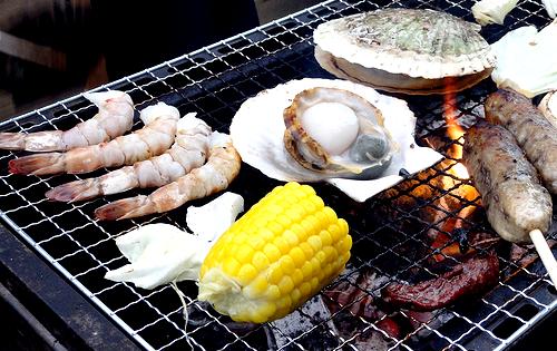 葛西臨海公園BBQ
