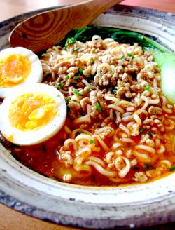 味噌~担々麺