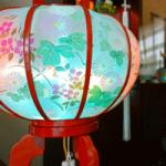 お盆【盆提灯を飾る意味と由来】飾り方とその期間「いつからいつまで飾るのか」