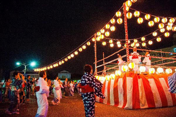 """""""盆踊り"""","""