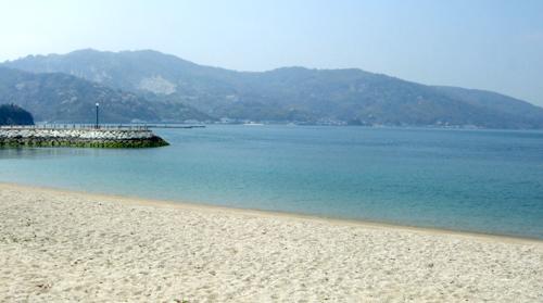 千葉 久津間海岸