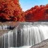 吹割の滝200