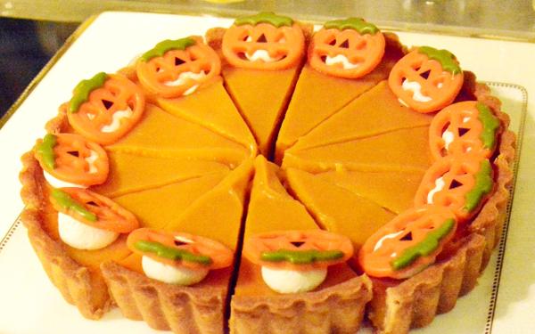 かぼちゃ料理600