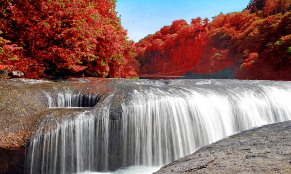 吹割の滝600
