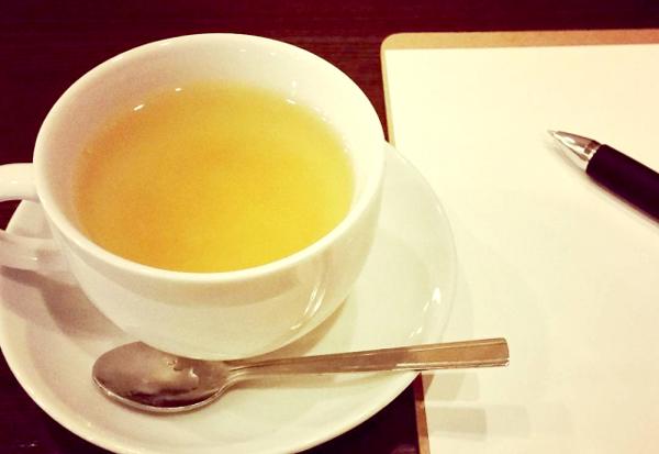 ゆず茶600