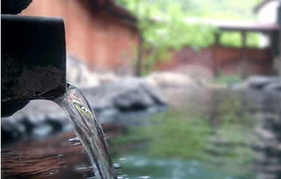 クリぼっちに温泉