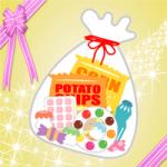 【義理チョコの個包装】入れる袋とくるくるの針金の名前は?なんて検索したら調べられるの?