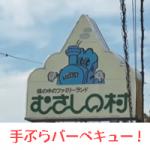 埼玉県加須市【むさしの村】で手ぶらバーベキュー「子供と行ける!」