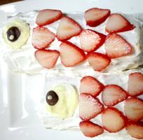 こいのぼりケーキ200